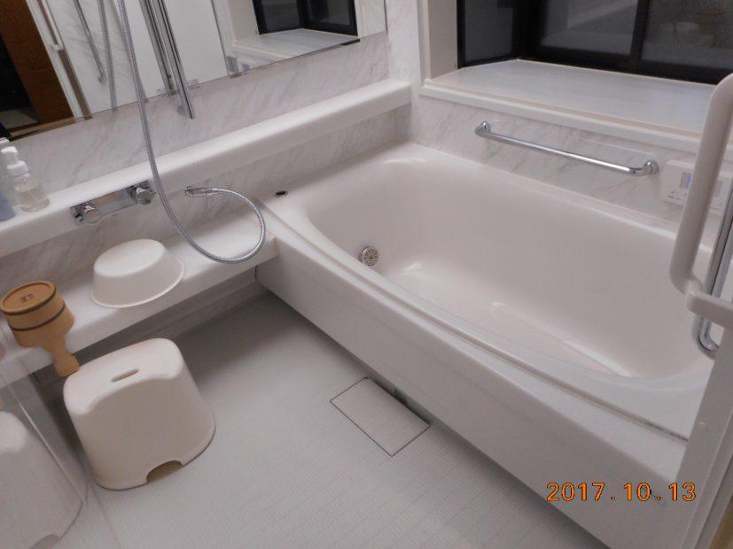 お風呂リフォーム後
